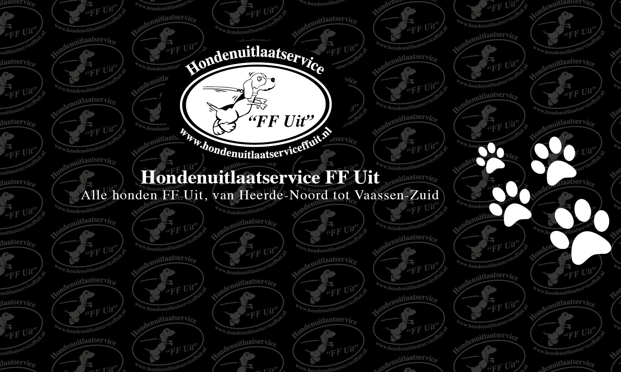 Hondenuitlaatservice FF uit